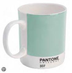 Bol.com - Pantone Drinkbeker - Bone China - Mint Green 337