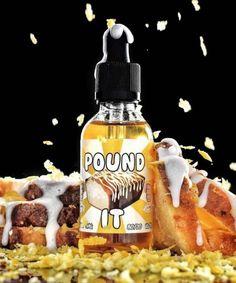 pound it liquido sigarette elettroniche accessori svapo sweet smock
