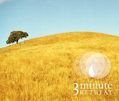 Responding to Love 3 Minute Retreat