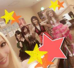 "Last Summer!   Aldious Sawa official blog ""Sawapo and the secret of nyan ★ blog""…"