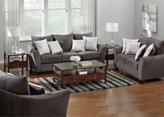 Casual Elegance. Our Casa collection delivers contemporary style