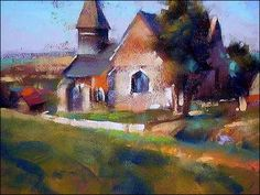 pastel techniques | Implying the Details: Oil and Pastel Tips from Desmond O'Hagan's ...