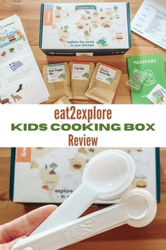 Are you thinking about a cooking subscription box for your kids? Keep reading for our full Eat2Explore Review and decide if it is the kids cooking club for your family.