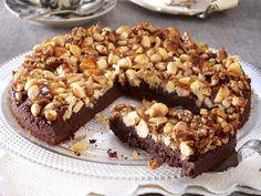 Adventskaffee - Rezepte für gemütliche Nachmittage - nussknacker-tarte Rezept