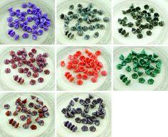 ✔ What's Hot Today: 40pcs Czech Glass Bell Flower Bead Caps 7mm x 5mm https://czechbeadsexclusive.com/product/40pcs-czech-glass-bell-flower-bead-caps-7mm-x-5mm/?utm_source=PN&utm_medium=czechbeads&utm_campaign=SNAP #CzechBeadsExclusive #czechbeads #glassbeads #bead #beaded #beading #beadedjewelry #handmade