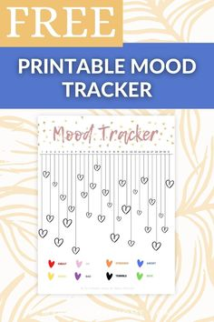 By tracking our moods we can learn more about ourselves, and how our life and our circumstances might be affecting us. This simple to use Mood Tracker will help you quickly record and track how you are going. Mood Tracker | Mental Health Tracker | Life Tracker | Mood Planner | Printable Tracker | Printable Planner