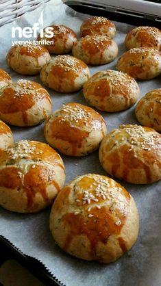 Çok Pratik Ve Nefis Dereotlu Poğaça – Nefis Yemek Tarifleri Turkish Tea, Tea Time Snacks, Iftar, Baked Potato, Bakery, Food And Drink, Cooking Recipes, Bread, Meals