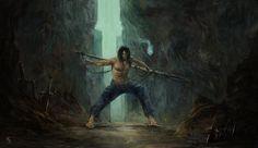 Stormlight archives: Kaladin by SenjougaharaHitagi.deviantart.com on @DeviantArt