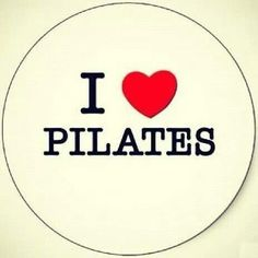 It's true..I'm only into a month of doing Pilates classes but I'm a total convert.