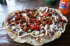 Tlayudas in Oaxaca - Best Mexican Food: A Dish-by-Dish Tour Slideshow at Frommer's