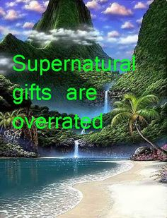 Spiritual gifts are overrated | Mustard Seed Budget | Godinterest