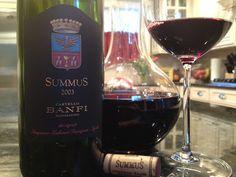 2003 Castello Banfi Summus