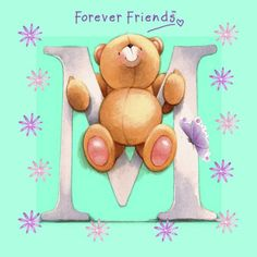 ABECEDARIO FOREVER FRIENDS - ASTRID BARAJAS - Álbuns da web do Picasa