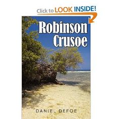 Teacher Library Suggestions- These are titles that are suggested for teachers using the unit of study 5.3 Chains. This unit of study is available at shop.readsidebyside.com. Robinson Crusoe by D. Defoe.