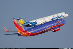 Southwest Airlines  Boeing 737-7H4  (airliners.net)