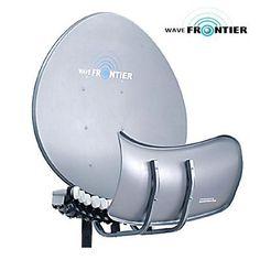 Wavefield DS 90 Toroidal Anten (Tek Çanak 8 Uydu)