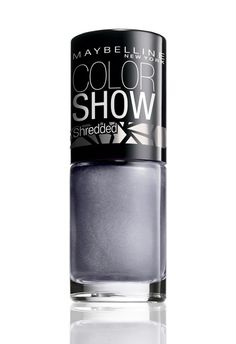 Color Show in Silver Stunner.