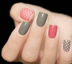 Best Nail Polish Colors For Olive, Tan, Light, Medium Skins Creating acrylic nails in the Best Nail Polish, Nail Polish Colors, Color Nails, Fancy Nails, Pink Nails, Gorgeous Nails, Pretty Nails, Stylish Nails, Simple Nails