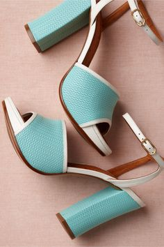 Shoebox: Amalfi Heels from BHLDN