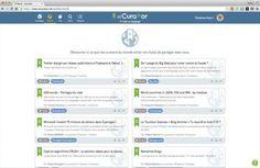 elCurator, un outil de veille collaborative pour partager des infos en entreprise