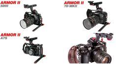 Armor II - Varavon Camera Cage -  In promozione fino al 30 novembre ! Infp : http://goo.gl/JPdE1U