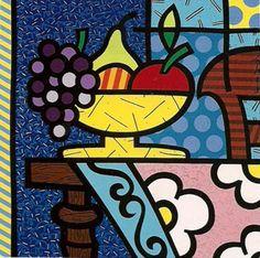 Home 1992 by Romero Britto
