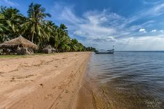 Angkul beach - Cambodge