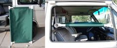 Adding additional sleeping space in your RV or vehicle can be seemingly impossible. This handy hanging cot concept tackles it for cheap...