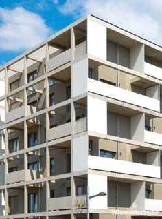 Spatenstich im Stadteil Seestadt Vienna, Multi Story Building, City, Homes, Haus