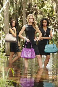 The Little Black Dress paired with Nine West Handbags #passionforfashion #beallsflorida