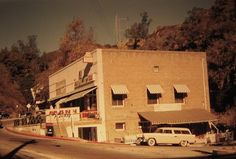 Country Store in Laurel Canyon. Jim Morrison lived right behind it.