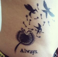 """Always"" Tattoo 