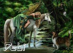 unicorn fairy~Debi