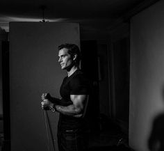 Henry Cavill photographed by Ben Watts for September 2016 issue of Men's Fitness magazine. The photoshoot took place in England on June Henry Cavill, Most Beautiful Man, Gorgeous Men, Beautiful People, Superman, Mens Fitness Magazine, Gentleman, Love Henry, Henry Williams