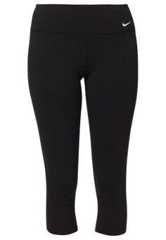 Tights Nike Performance Panty - Zwart Zwart: 34,95 € Bij Zalando (op 22/09/14). Gratis verzending & retournering, geen minimum bestelwaarde en 100 dagen retourrecht!