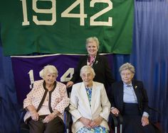 Class of 1942 - Happy 70th!
