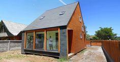 casas madera galpon - Buscar con Google