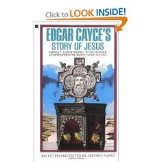 39 best edgar cayce images on pinterest psychics spirituality and edgar cayces story of jesusedgar cayce fandeluxe Image collections