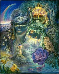 Key to Eternity by Josephine Wall