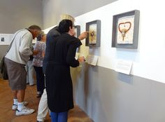 Visit The Harley Gallery, Nottinghamshire before 19th October 2014 and see A Bestiary of Jewels by artist-goldsmith Kevin Coates.