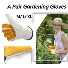 Garden Gloves 4 Hand Claw Abs Plastic Rubber Gloves Quick Excavation Plant Waterproof Insulation Home Living Essential Gadgets Reputation First Protective Gears