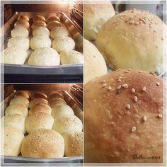 Manioc bread - pão de mandioca