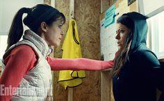 Tatiana Maslany as Alison and Sarah (Orphan Black)