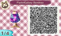 Angie's Animal Crossing Blog - Everyone seems to love the pastel galaxy print