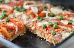 Pizza de assadeira