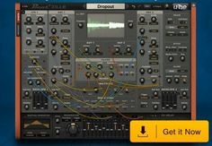 Free VST instruments / synthesizer software - VST Plugins - Page 38 Vintage Synth, Music Software, Drum Machine, Guitar Chords, Recording Studio, Linux, Plugs, Instruments, Audio