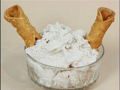 recipe image Cannoli-Ricotta cream,,,Cannoli, Cream Puffs Cakes etc. Cannoli Dip, Cannoli Filling, Cannoli Cream, Cannoli Shells, Holy Cannoli, Italian Pastries, Italian Desserts, Italian Dishes, Italian Foods