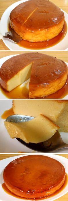 "FLAN DE COCO SIN HORNO PARA NEGOCIO "" By Alejandra de Nava. #flan #pudin #flanes #budin #coco #coconut #caramelo #caramel #postres #cheesecake #cakes #pan #panfrances #panettone #panes #pantone #pan #recetas #recipe #casero #torta #tartas #pastel #nestlecocina #bizcocho #bizcochuelo #tasty #cocina #chocolate Si te gusta dinos HOLA y dale a Me Gusta MIREN... Easy Desserts, Delicious Desserts, Dessert Recipes, Yummy Food, Tasty, Mexican Food Recipes, Sweet Recipes, Coconut Flan, Puerto Rico Food"