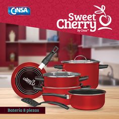 La mejor opción en tu cocina! Sweet Cherry by Cinsa