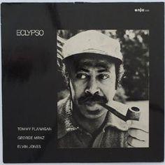 Tommy Flanagan Trio - Eclypso - vinyl LP — used (1977)